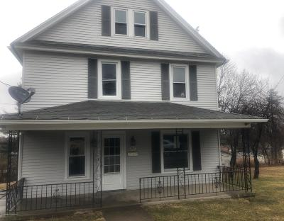 Clarks Summit Single Family Home For Sale: 207 Midway Ave