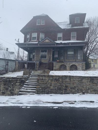 Lackawanna County Multi Family Home For Sale: 1929-1931 Edna Ave
