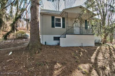 Clarks Summit Single Family Home For Sale: 1106 S Abington Rd