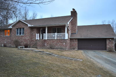 Wyoming County Single Family Home For Sale: 226 Sr 1014