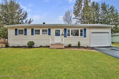 Clarks Summit Single Family Home For Sale: 403 Haven Ln