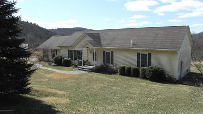 Factoryville Single Family Home For Sale: 920 German Hill Rd