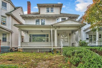 Scranton Single Family Home For Sale: 810 N Webster Ave