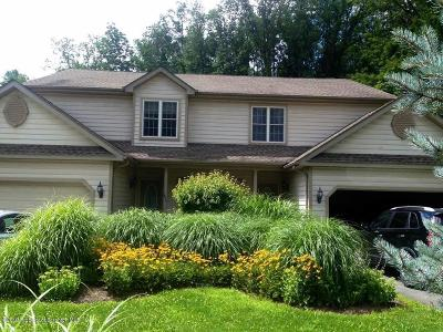 Clarks Summit Multi Family Home For Sale: 4017-4019 Pondview Dr