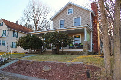 Clarks Summit Single Family Home For Sale: 212 Center St