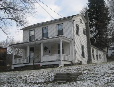 Susquehanna County Single Family Home For Sale: 584 Washington Street
