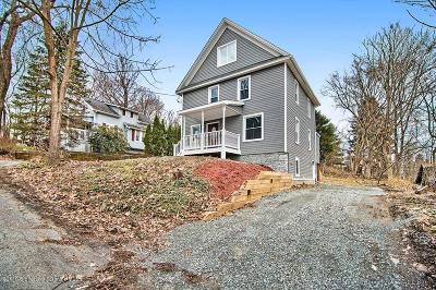 Clarks Summit Single Family Home For Sale: 316 Summit Ave