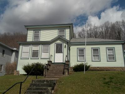 Susquehanna County Single Family Home For Sale: 5207 Prospect St