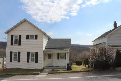 Susquehanna County Single Family Home For Sale: 1016 N North Main