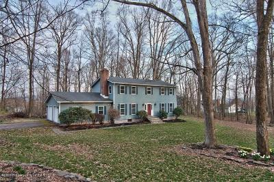 Wyoming County Single Family Home For Sale: 110 Woodcrest Drive