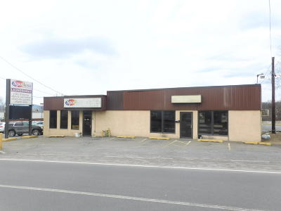 Lackawanna County Commercial For Sale: 1131 Moosic St