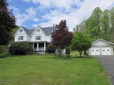 Dalton Single Family Home For Sale: 2971 Winola Rd