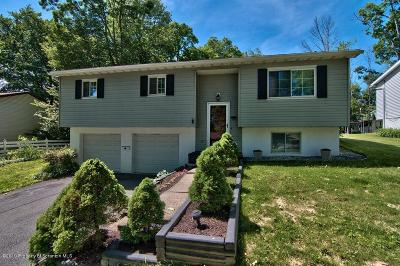 Clarks Summit Single Family Home For Sale: 520 Summit Ave