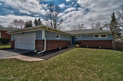 Clarks Summit Single Family Home For Sale: 810 Hilltop Dr