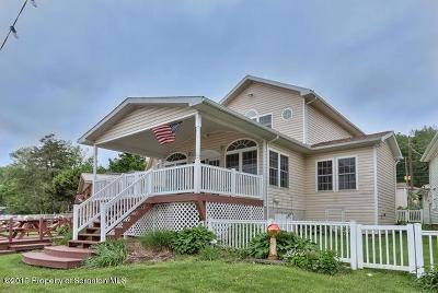 Nicholson Single Family Home For Sale: 1341 Sr 107