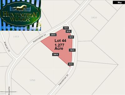 Lackawanna County Residential Lots & Land For Sale: L44 Huntington Ln