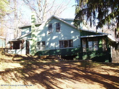 Wyoming County Single Family Home For Sale: 440 Lake Road