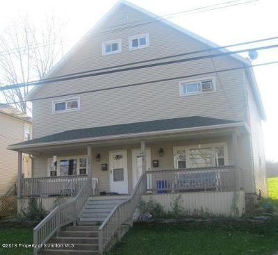 Susquehanna County Multi Family Home For Sale: 159-161 S Main St