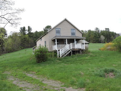 Bradford County Single Family Home For Sale: 319 Route 467