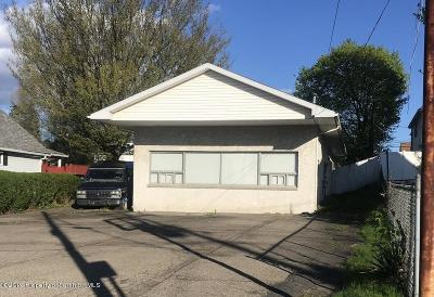 Lackawanna County Commercial For Sale: 134 Boulevard Ave