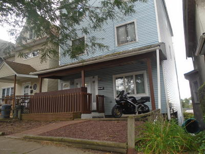 Scranton Multi Family Home For Sale: 1312 Linden St