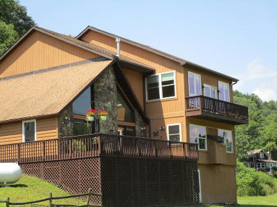 Susquehanna County Single Family Home For Sale: 29630 State Route 92
