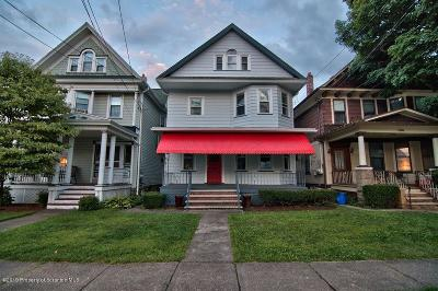 Lackawanna County Single Family Home For Sale: 1770 Sanderson Ave