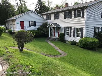 Lake Winola Single Family Home For Sale: 937 Pa-307