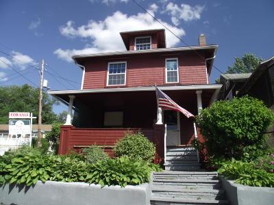 Lackawanna County Single Family Home For Sale: 50 Grove St