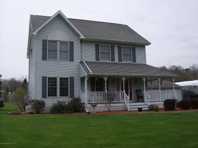 Susquehanna County Single Family Home For Sale: 131 Pamela Drive