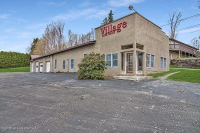 Lackawanna County Commercial For Sale: 1930 Heart Lake Rd