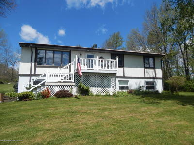 Wyoming County Single Family Home For Sale: 2092 Dalton Rd