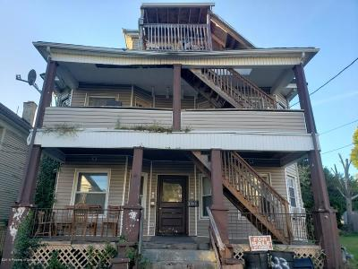 Scranton Multi Family Home For Sale: 623-625 Prescott Ave