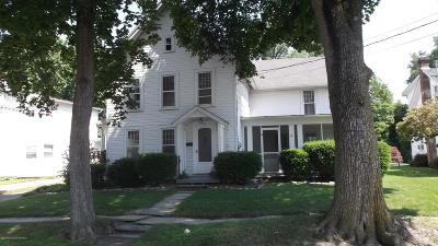 Tunkhannock Single Family Home For Sale: 53 E Harrison St