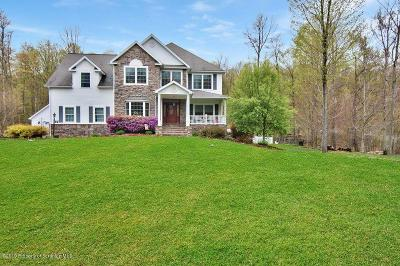 Lackawanna County Single Family Home For Sale: 117 Constitution Dr