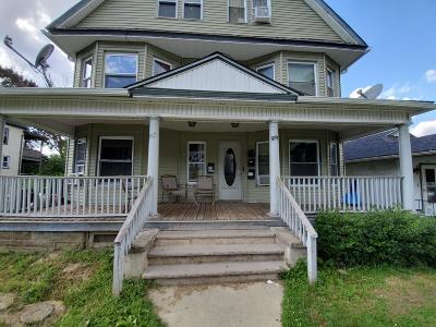 Scranton Multi Family Home For Sale: 927 Quincy Ave