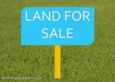 Lackawanna County Residential Lots & Land For Sale: Hillside Street