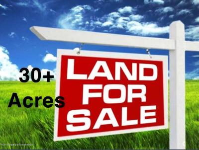 Lackawanna County Residential Lots & Land For Sale: W Mt Plot