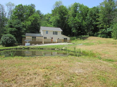 Susquehanna County Single Family Home For Sale: 7947 Laurel Lake Rd