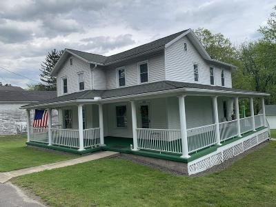Dalton PA Single Family Home For Sale: $163,900