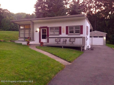 Clarks Summit Single Family Home For Sale: 114 Ruth Ave