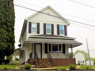 Luzerne County Single Family Home For Sale: 9 Norman Street