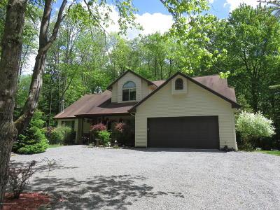 Lackawanna County Single Family Home For Sale: 6 Blue Jay Lane