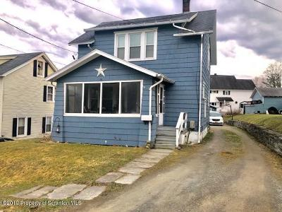 Susquehanna County Single Family Home For Sale: 18 Brush Street