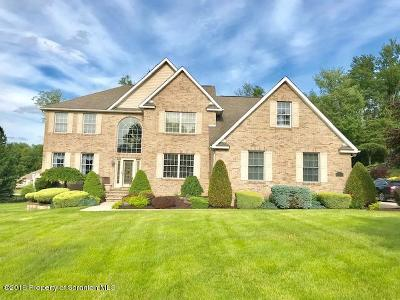 Lackawanna County Single Family Home For Sale: 704 Parkview Rd