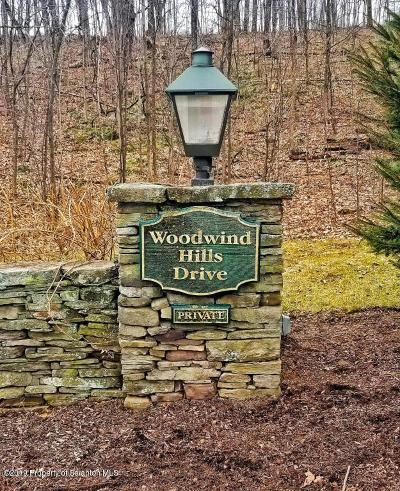 Lackawanna County Residential Lots & Land For Sale: 1020 Woodwind Hills Dr