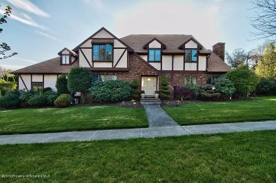 Lackawanna County Single Family Home For Sale: 201 Sunrise Blvd