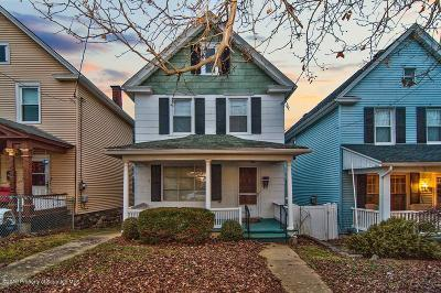 Lackawanna County Single Family Home For Sale: 1508 Pine St