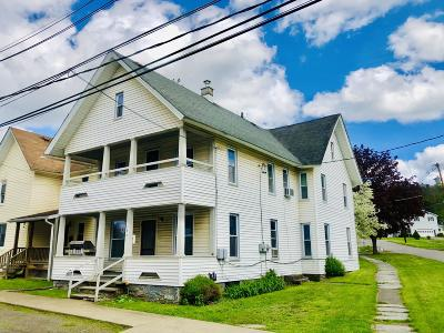 Susquehanna County Multi Family Home For Sale: 174 Grand Street