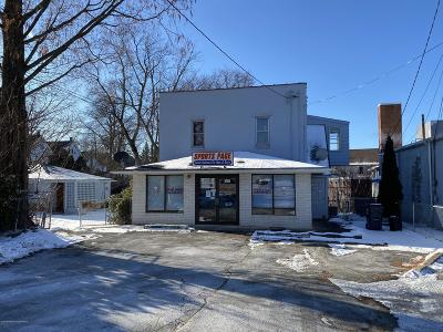 Lackawanna County Commercial For Sale: 108 Potter St